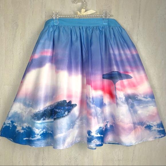 2f47b5e8b7030 Star Wars Millennium Falcon Skirt